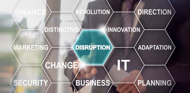 From Around the Web: You're Being Disrupted!